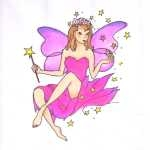j37 fairy with wand